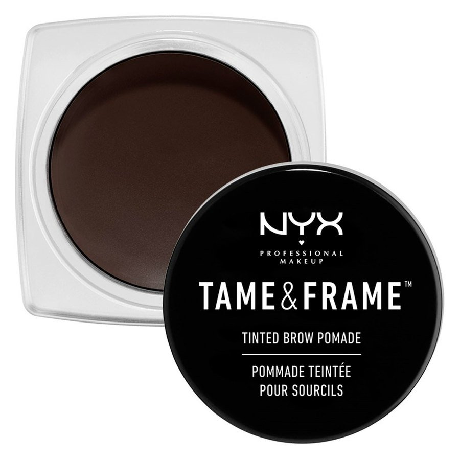 NYX Professional Makeup Tame & Frame Tinted Brow Pomade 05 Black