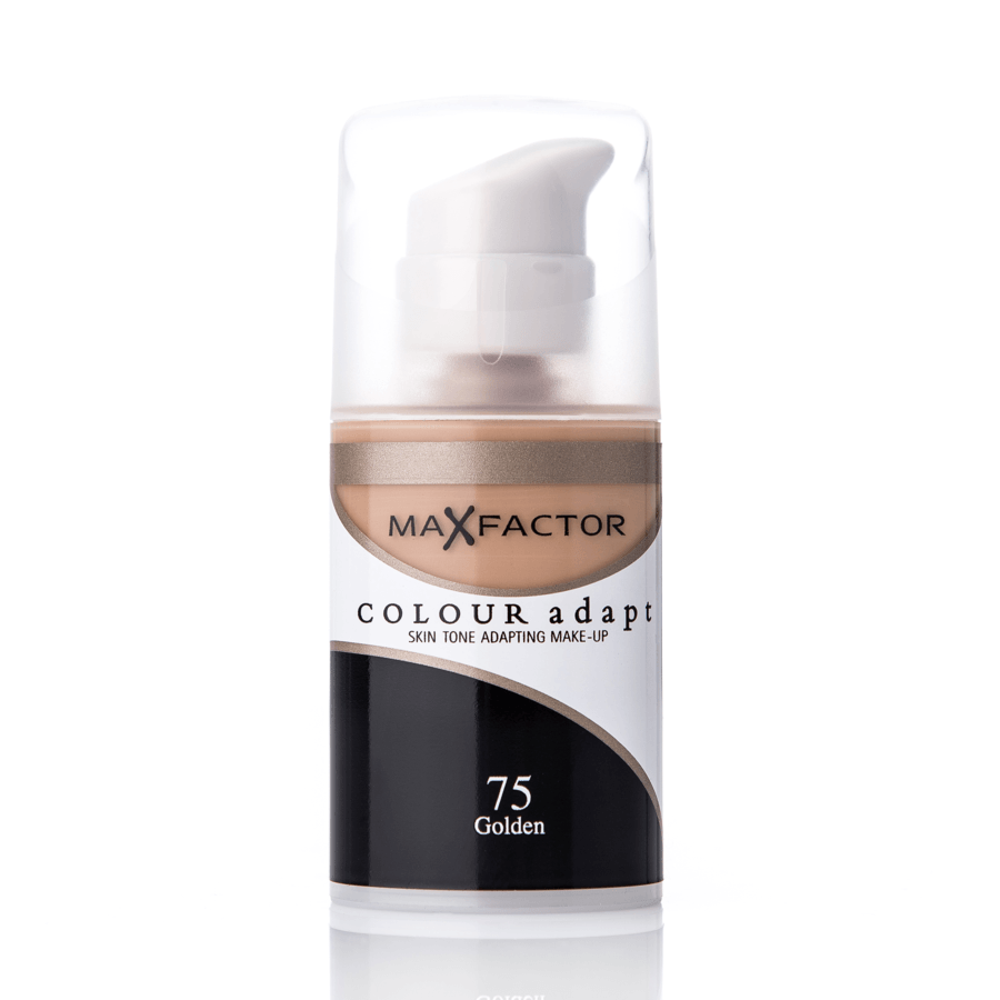 Max Factor Colour Adapt Foundation 75 Golden 34 ml
