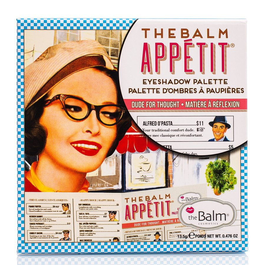 The Balm Appetit Eyeshadow Palette 13,5g