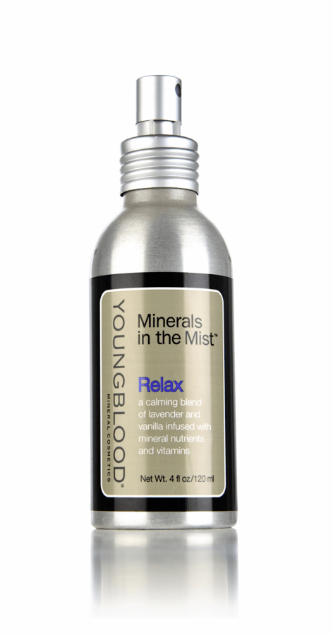 Youngblood Minerals In The Mist Relax 120ml