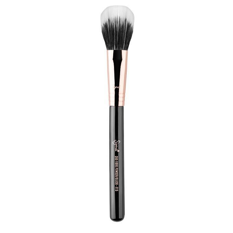 Sigma F15 – Duo Fibrer Powder/Blush Brush Copper