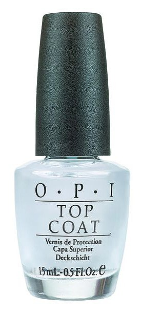 OPI Top Coat High-Gloss Protection 15 ml
