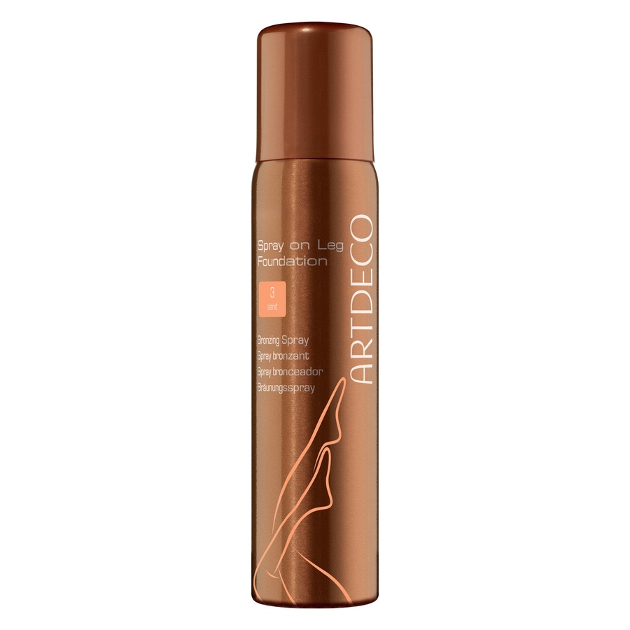 Artdeco Spray on Leg Foundation 3 Sand 100 ml