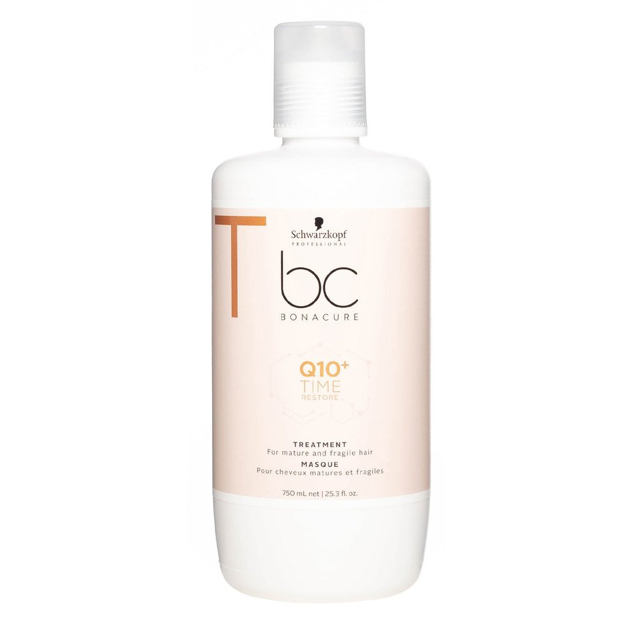 Schwarzkopf BC Bonacure Q10+ Time Restore Treatment 750 ml