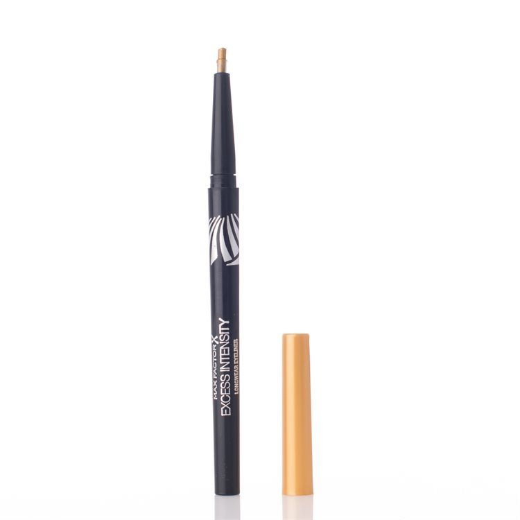 Max Factor Long Wear Eye Liner Gold 01