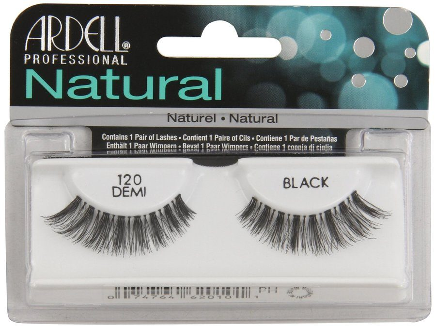 Ardell Natural Fashion Lashes 120 Black