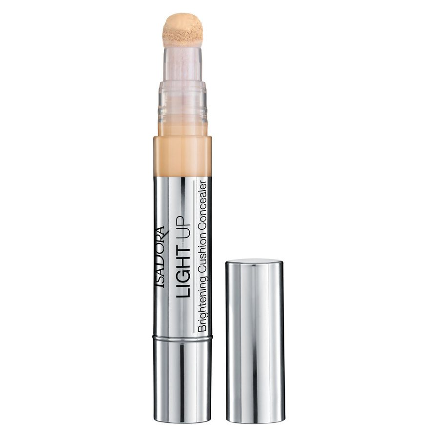 IsaDora Light Up Brightening Cushion Concealer 02 Nude 4,2 ml