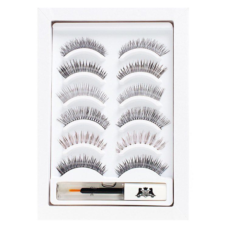 Hot Makeup Lash Box Natural Look Limited Edition