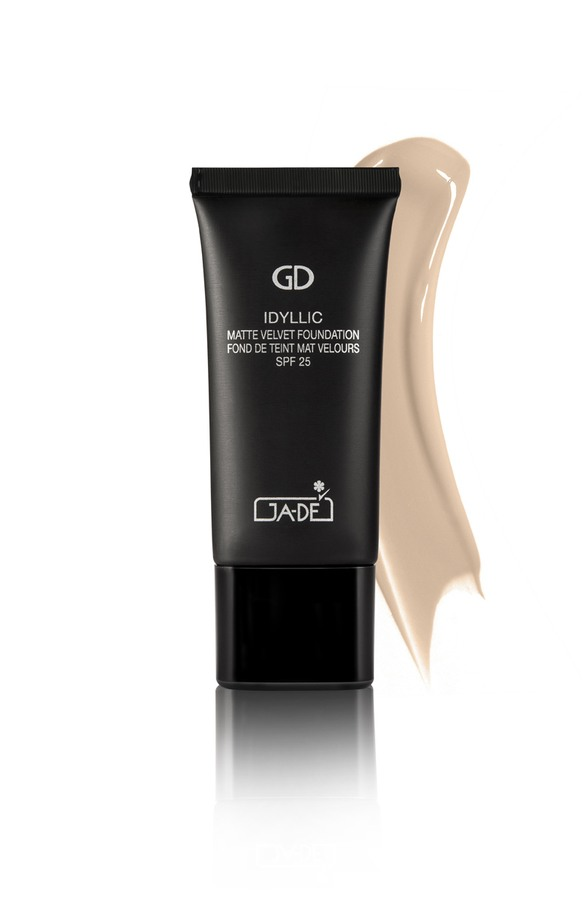 Ga-De Idyllic Matte Velvet Foundation No.105 Ivory Nude 30ml