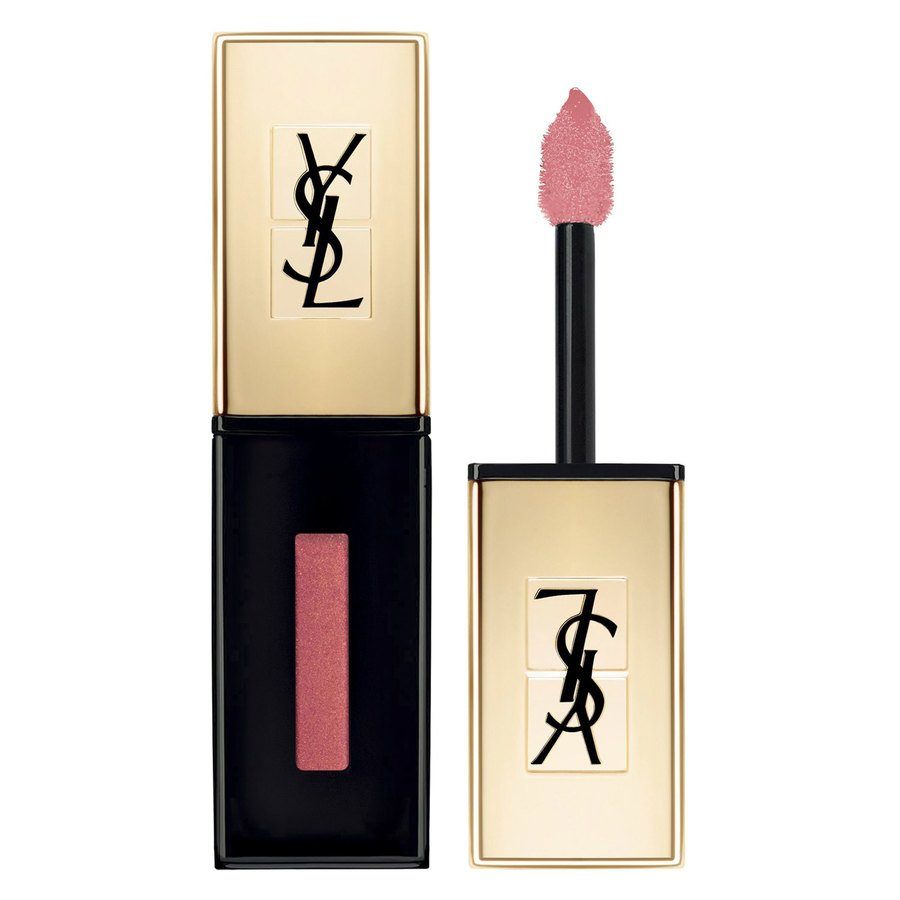 Yves Saint Laurent Vernis à Lèvres Glossy Stain Lipstick #105 Corail Hold Up