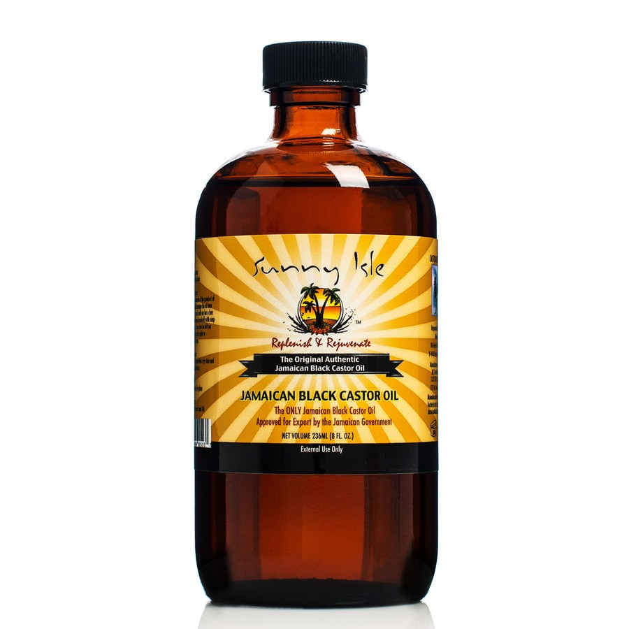 Castor Oil Sunny Isle Regular Jamaican Black 236ml