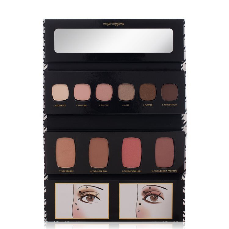 BareMinerals The Magic Act Ready E&C Palette