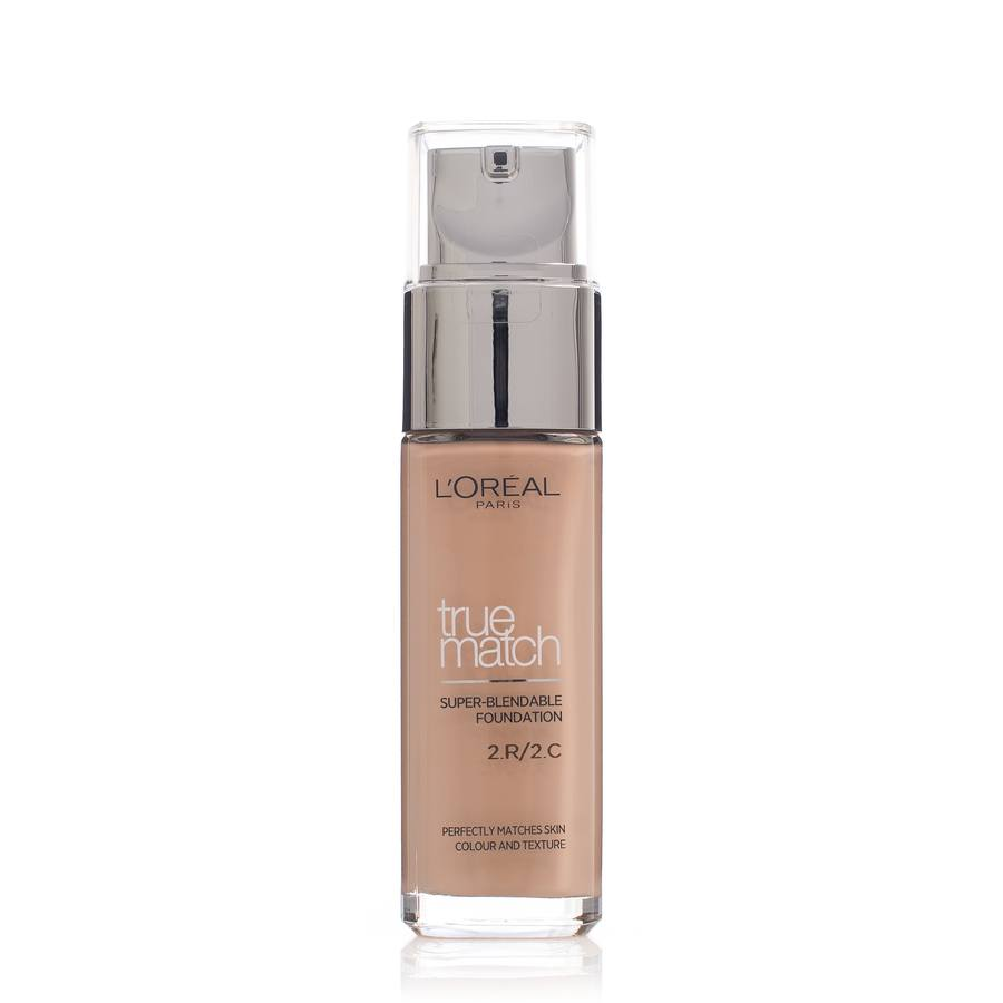 L'Oréal Paris True Match Liquid Foundation C2 Rose Vanilla