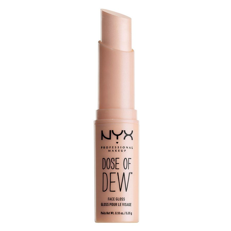 NYX Prof. Makeup Dose Of Dew Face Gloss DOD01