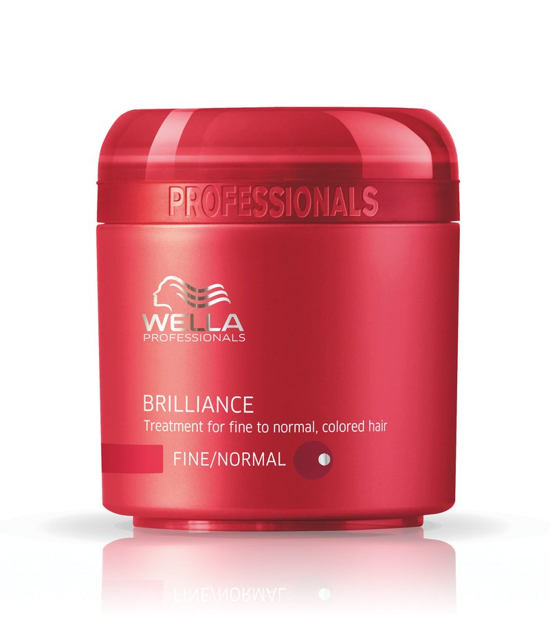 Wella Professionals Brilliance Treatment Fine/Normal Hair 150 ml