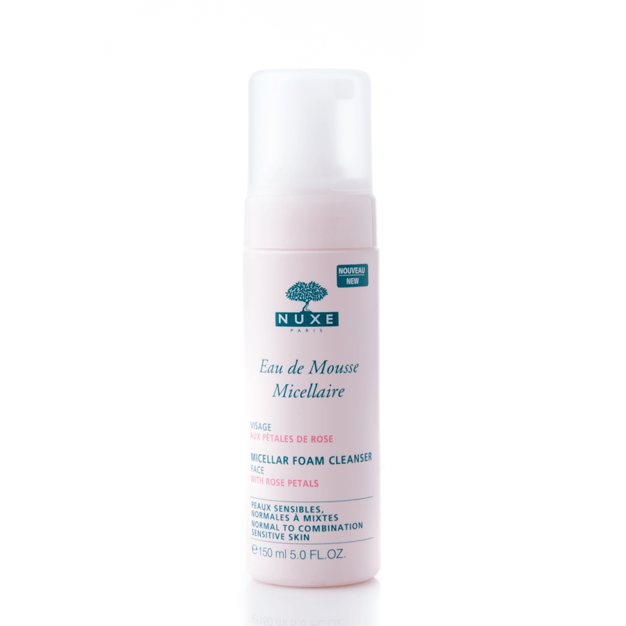 Nuxe Eau De Mousse Micellaire Foam Cleanser 150 ml