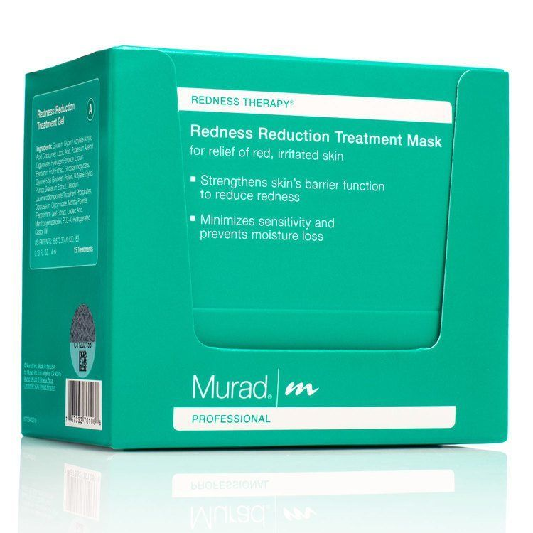 Murad Redness Reduction Treatment Mask 15-pack