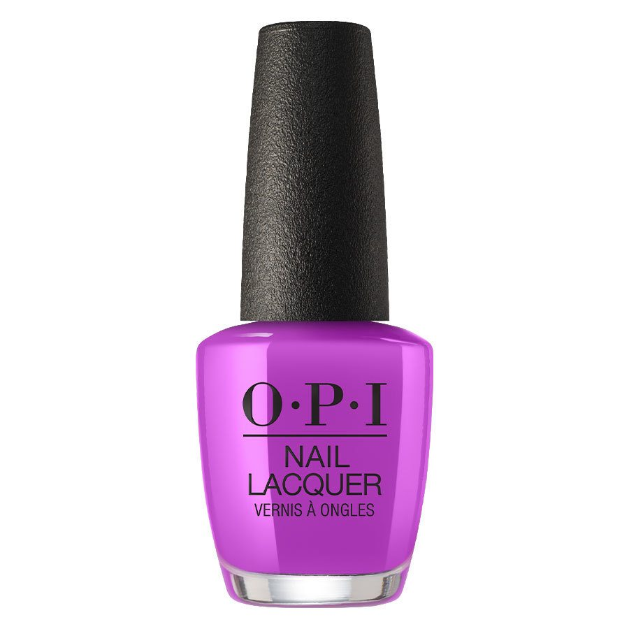 OPI Neon Collection Nail Lacquer Positive Vibes Only 15ml