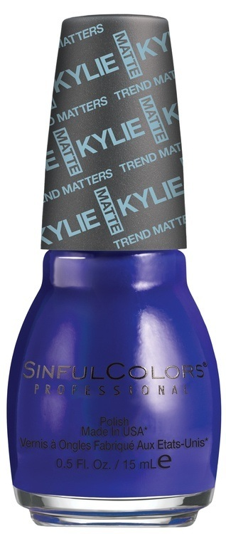 Kylie Jenner Sinful Colors Nagellack Kosmos #2135 15ml