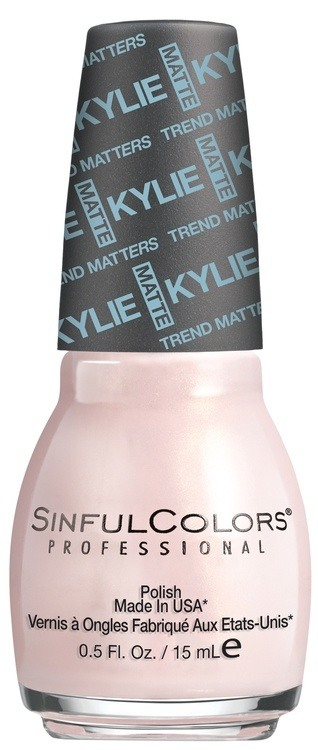 Kylie Jenner Sinful Colors Nagellack Kitty Pink #2140 15ml