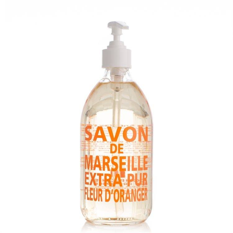 Compagnie De Provence Liquid Soap Orange Blossom glasflaska 500 ml