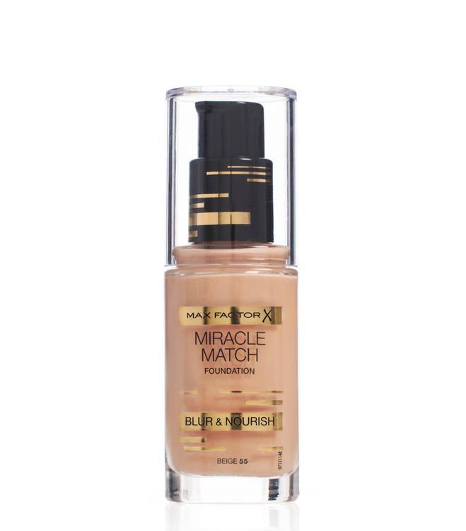Max Factor Miracle Match Foundation Beige 055