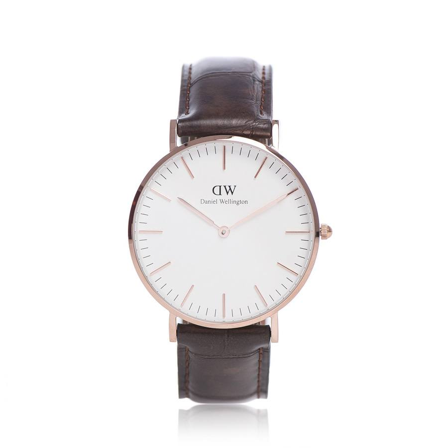 Daniel Wellington York Rose Gold 36mm
