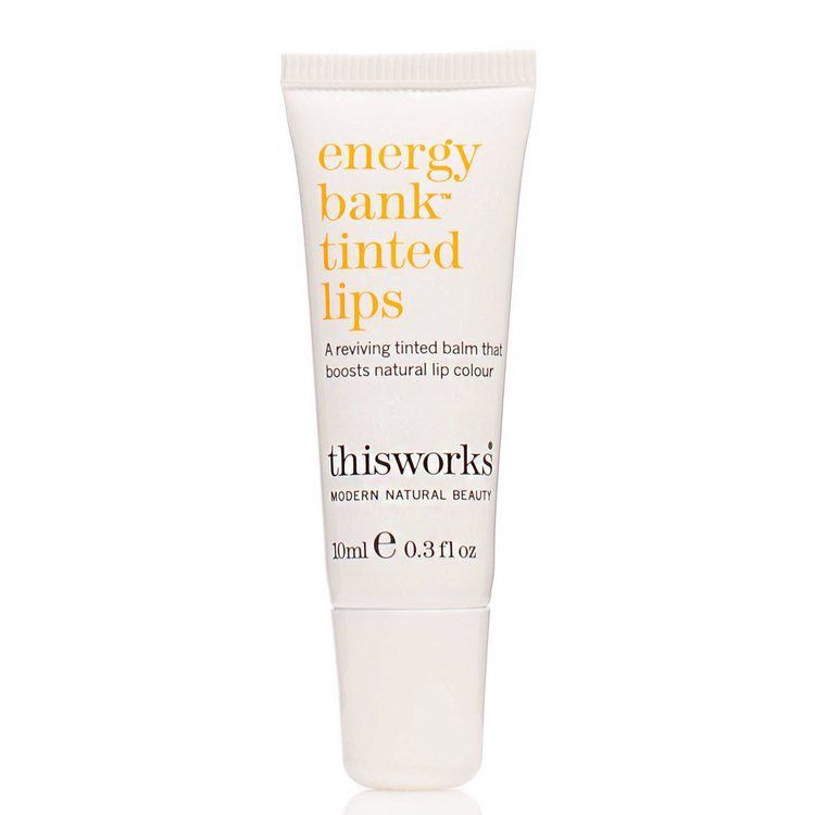 This Works Energy Bank Tinted Lips 10 ml