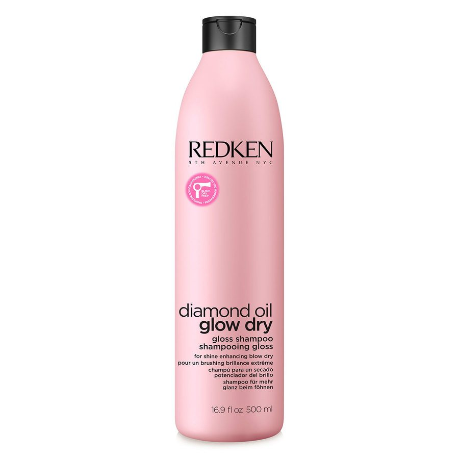 Redken Diamond Oil Glow Dry Shampoo 500 ml