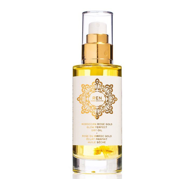 REN Morroccan Rose Gold Glow Perfect Dry Oil 100 ml