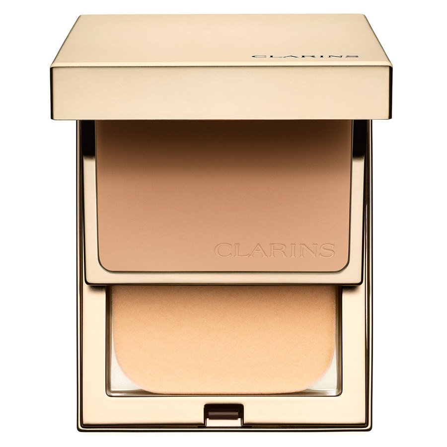 Clarins Everlasting Compact Foundation+ #112 Amber 10 g