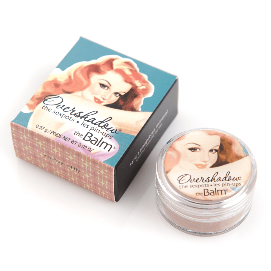 The Balm Overshadow You Buy, I`ll Fly Shimmering Copper