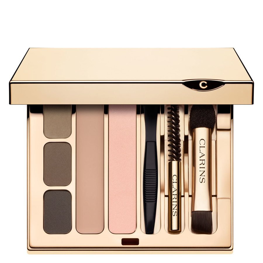 Clarins Kit Sourcils Pro Perfect Eyes & Brows Palette 4,1 g