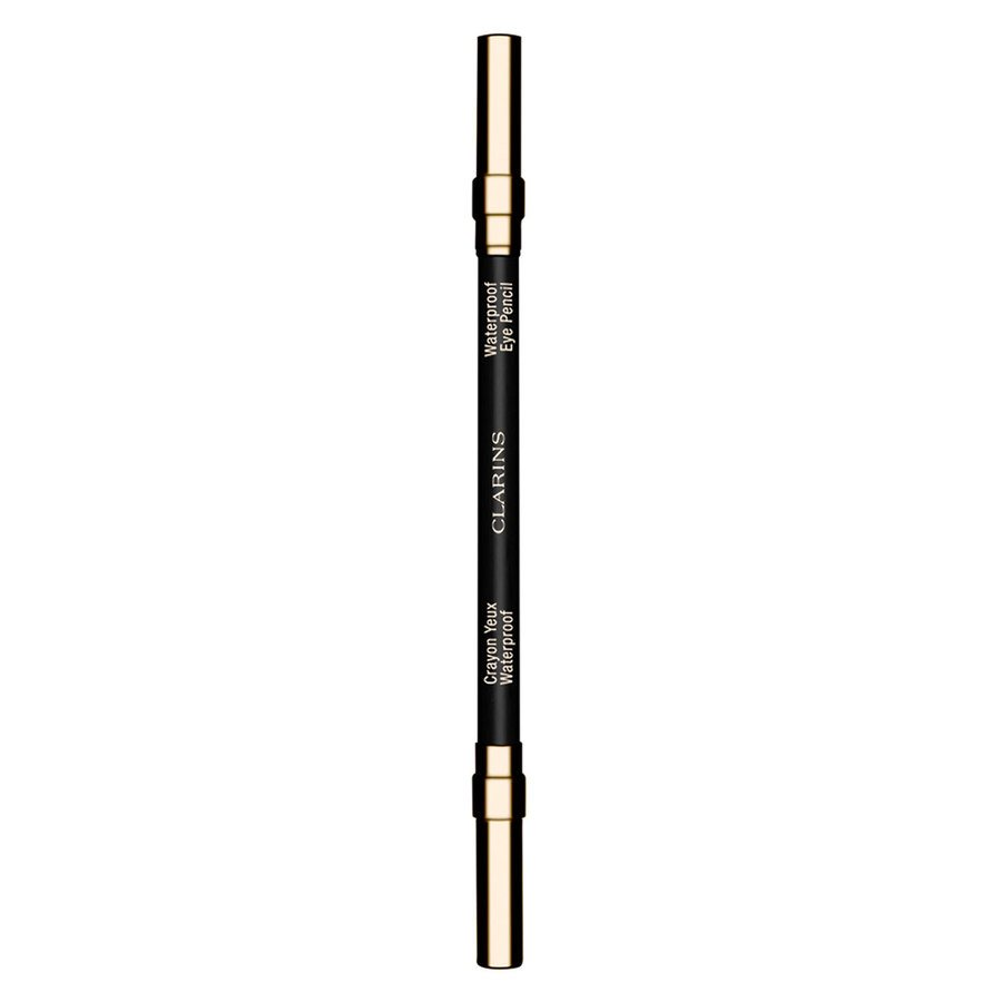 Clarins Waterproof Eye Liner Pencil #01 Black 1,4 g
