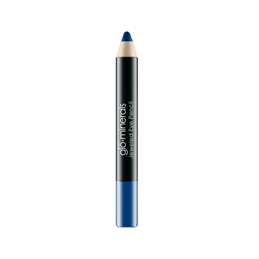 gloMinerals Jeweled Eye Pencil Cobalt