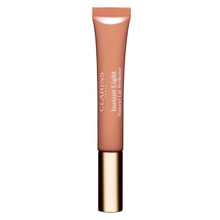 Clarins Instant Light Natural Lip Perfector #02 Apricot Shimmer 12 ml