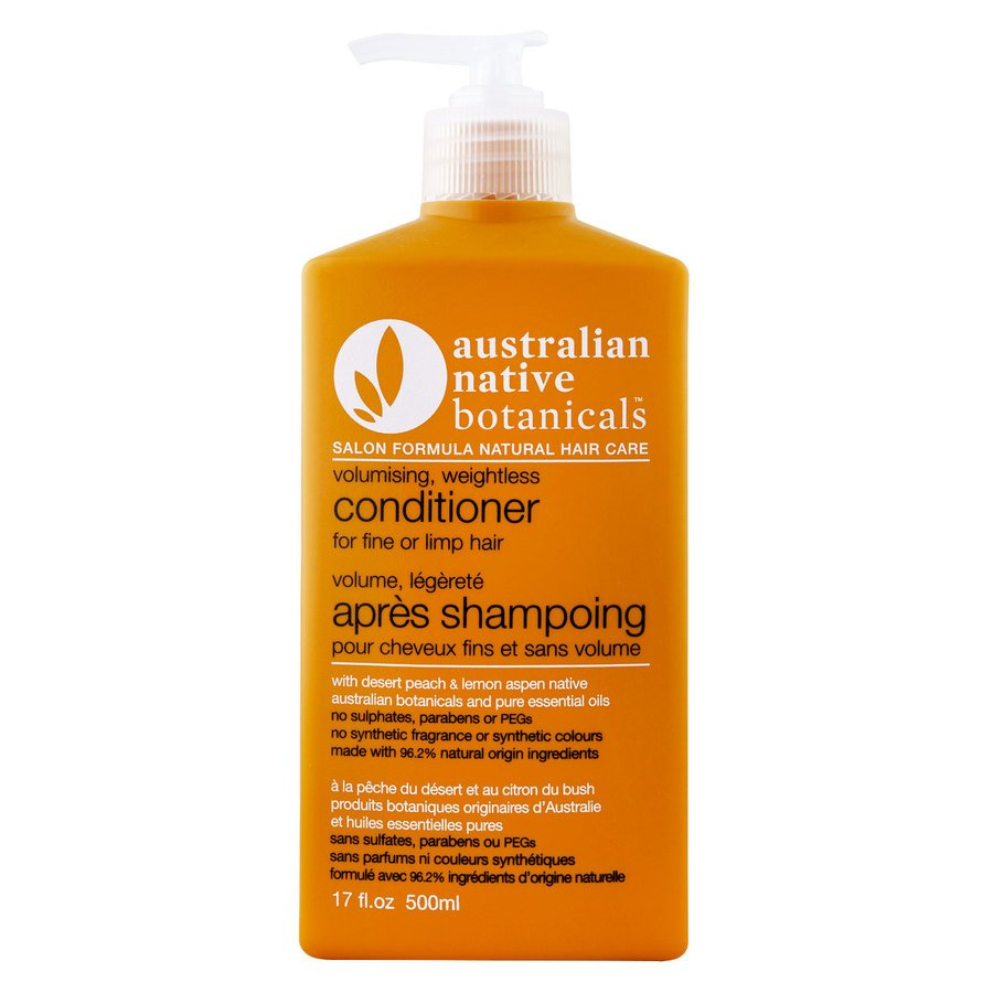 Australian Native Botanicals Volymising & Weightless Conditioner 500ml