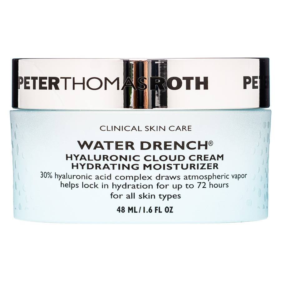 Peter Thomas Roth Water Drench Hyaluronic Cloud Cream Hydrating Moisturizer 48ml