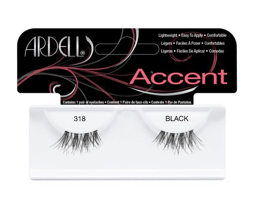 Ardell Acceny Fashion Lashes 318 Black
