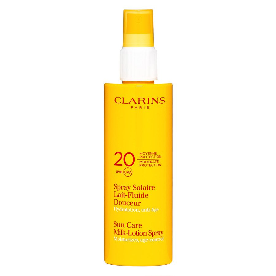 Clarins Sun Care Milk-Lotion Spray SPF20 150ml