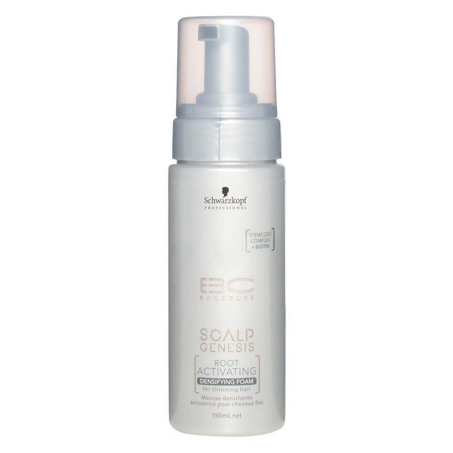Schwarzkopf BC Bonacure Scalp Genesis Root Activating Densifying Foam 150 ml