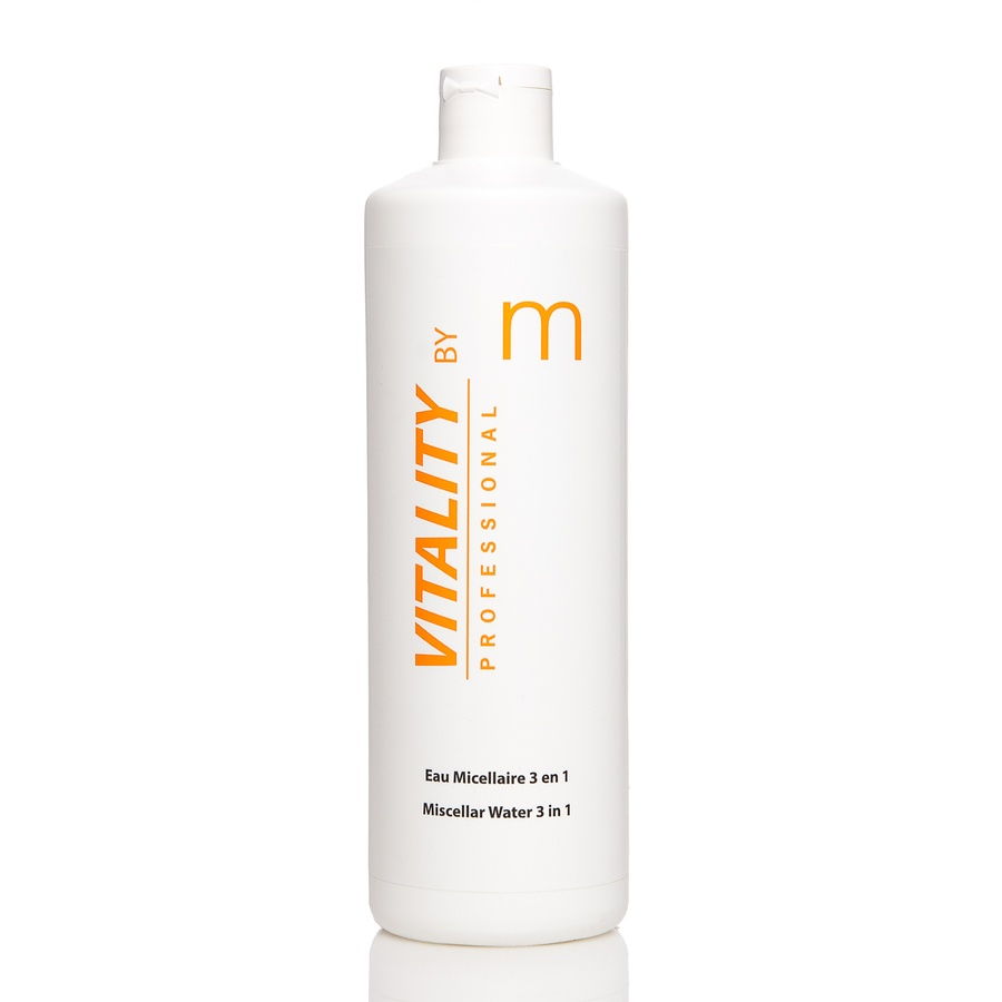 Matis Vitality By M Miscellar Water 3 In 1 500 ml