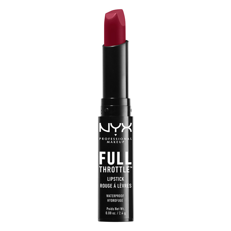 NYX Professional Makeup Full Throttle Lipstick Locked FTLS10