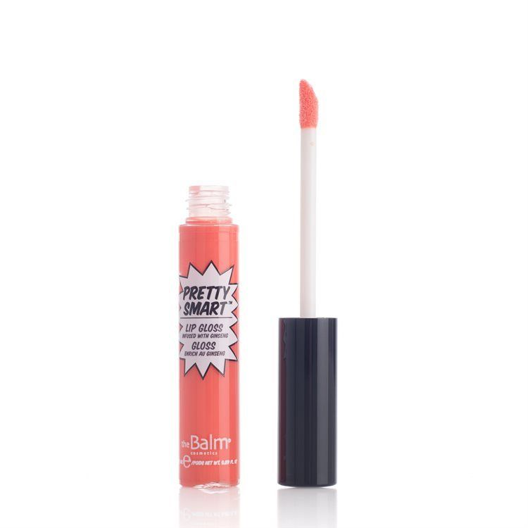 The Balm Read My Lips lipgloss- POP!