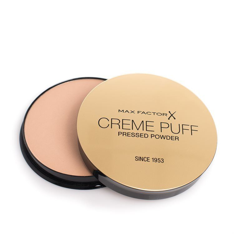 Max Factor Creme Puff Pressed Powder 75 Golden 21g
