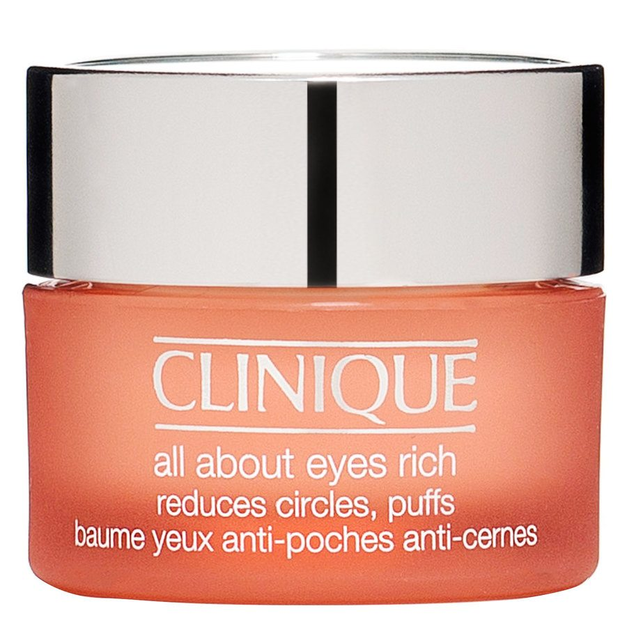 Clinique All About Eyes Rich Reduces Circles, Puffs 15 ml