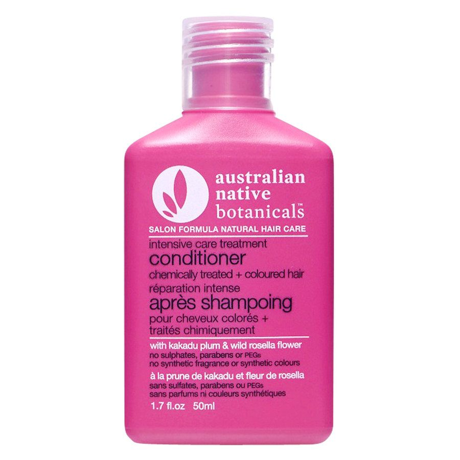 Australian Native Botanicals Conditioner For Chemically Treated & Coloured Hair 50ml