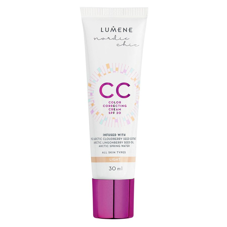 Lumene CC Color Correcting Cream Light 30ml