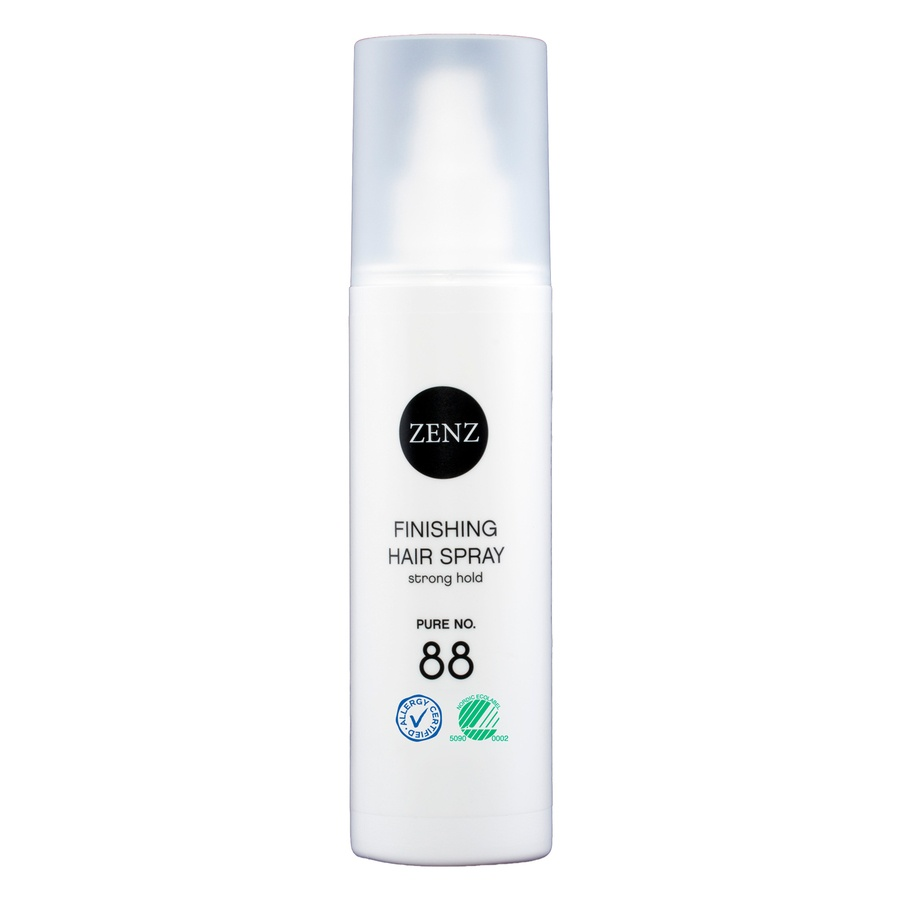 Zenz Organic No. 88 Finishing Hair Spray Strong Hold 200 ml