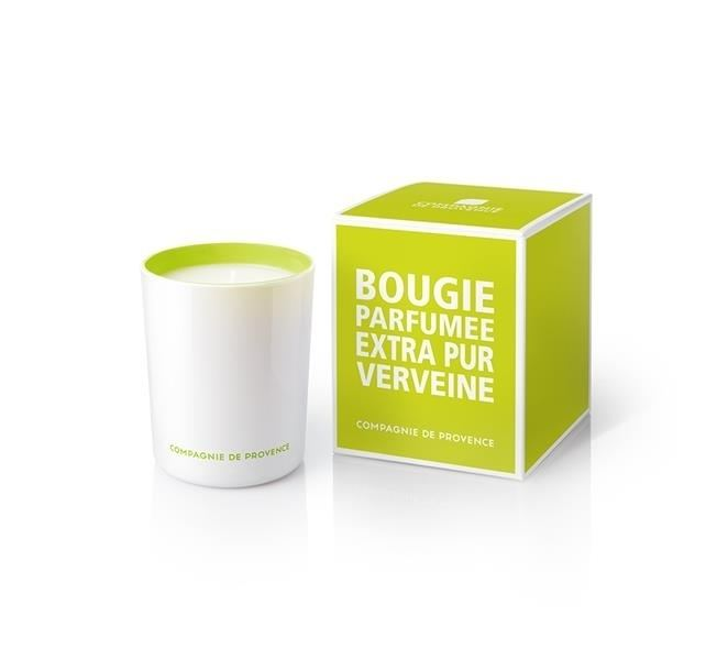 Compagnie De Provence Scented Candle Fresh Verbena 180g